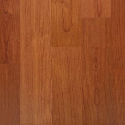 Mohawk fairview american cherry 7 mm thick x 7 1 2 in for Balterio flooring stockists