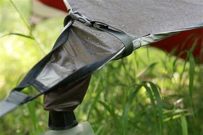 Glider - Rain Tarp & Weather Relief Shelter