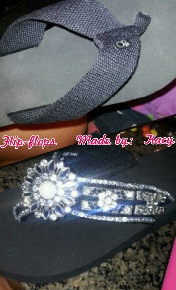 DIY Flip-flops :)