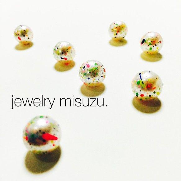 パールパーティピアス☆|JEWELRY MISUZU