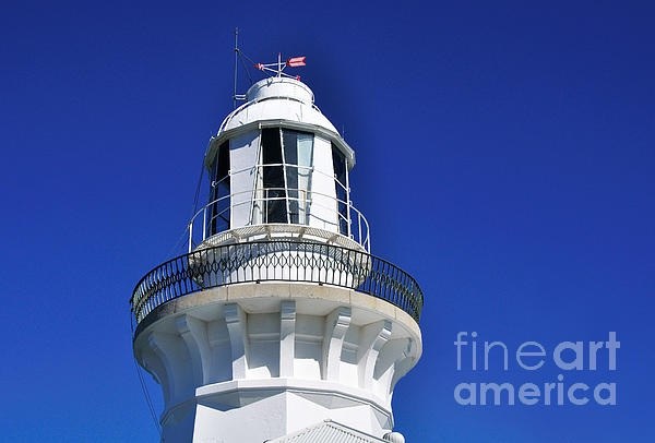 #LIGHTHOUSE #TURRET #Photography Quality Prints and Cards at:    http://kaye-menner.artistwebsites.com/featured/lighthouse-turret-kaye-menner.html  -