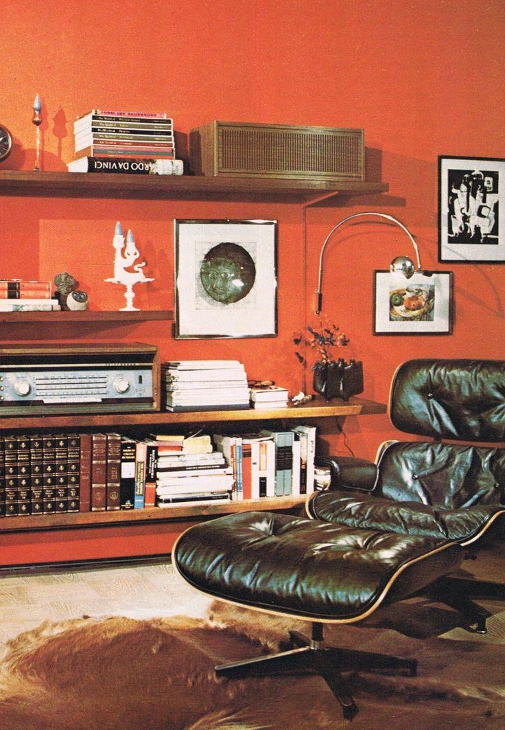 255 Best Original Vintage Midcentury Interior Design