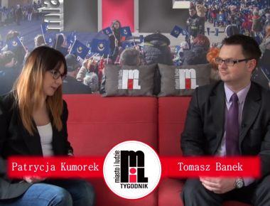MILOWE ROZMOWY – Wójt gminy Wietrzychowice Tomasz Banek