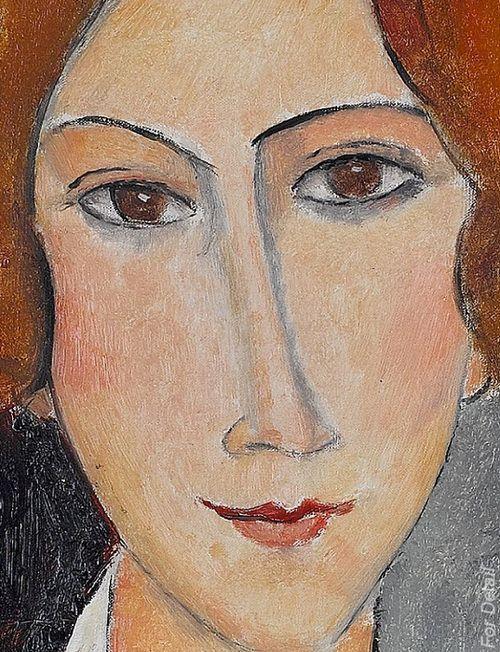 Célèbre 181 best Modigliani images on Pinterest   Amedeo modigliani  OB79
