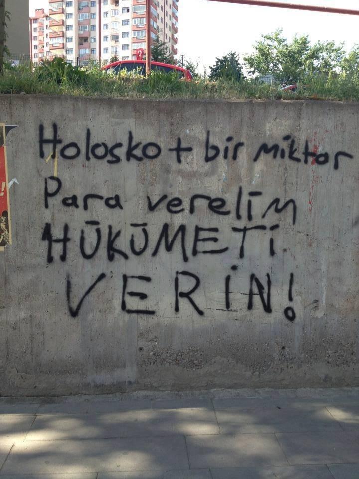 Alternatif gezi parkı direnişi duvar yazıları #direngezi #occupygezi