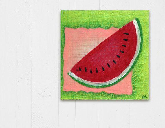 Fruit Wall Art Kitchen