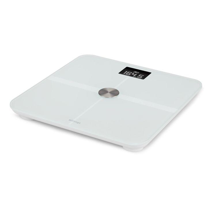 Withings Smart Body Analyser och digital våg - Apple Store (Sverige)