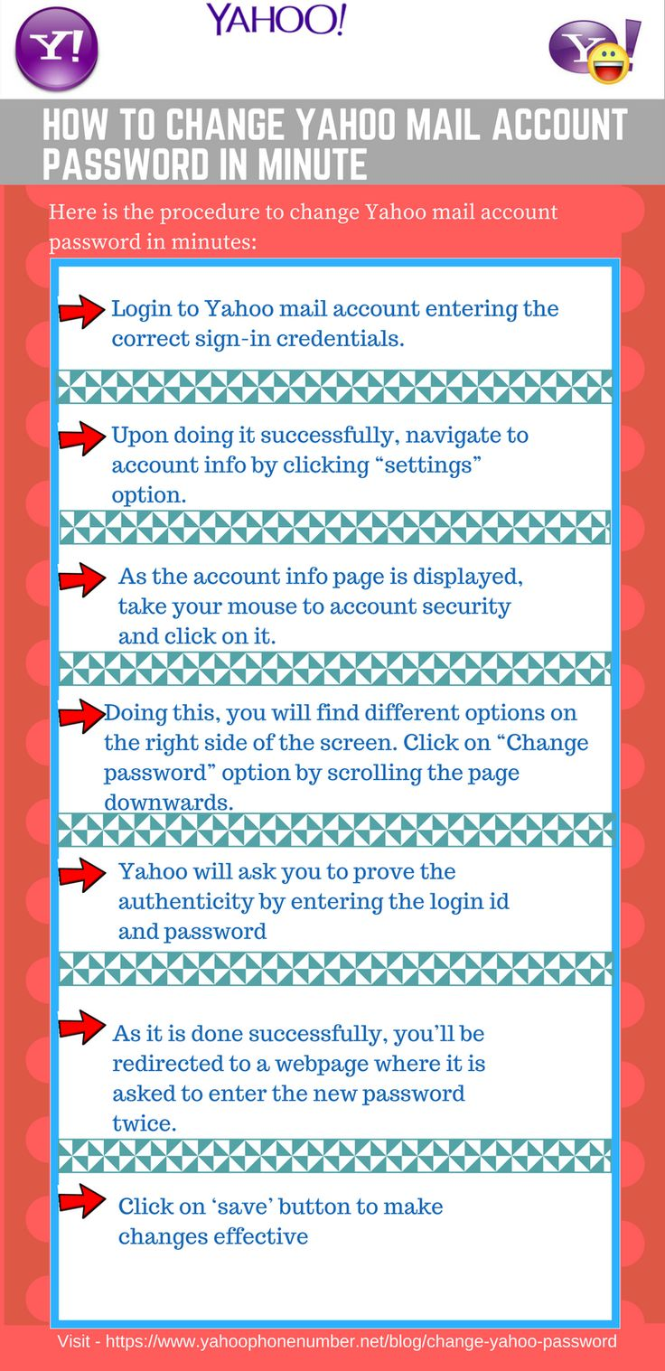 For security purpose, i will advise you to change account password frequently.  Moreover, all necessary steps are listed here.