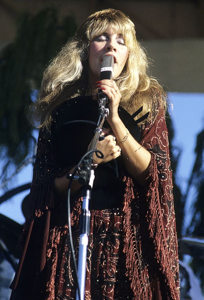 Stevie Nicks Is Having a Moment: Shop Her 13 Best Looks Ever via @WhoWhatWear