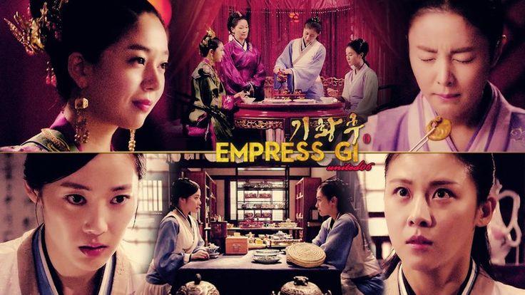 기황후 / Empress Gi [episode 12] #episodebanners #darksmurfsubs #kdrama #korean #drama #DSSgfxteam UNITED06