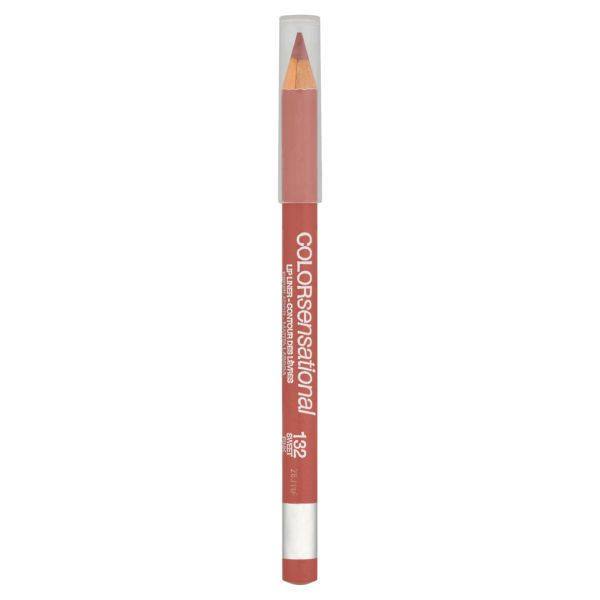 Maybelline New York Color Sensational Lip Liner - Various Shades ($6.11) ❤ liked on Polyvore featuring beauty products, makeup, lip makeup, lip pencils, lip liner, maybelline, lip pencil, lips makeup and maybelline lip liner