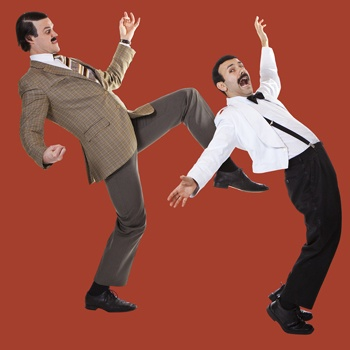 Faulty Towers The Dining Experience - 5 Stars @Adelaidenow #comedy