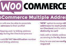 Download Free WooCommerce Multiple Customer Addresses v8.4 Direct Download Link …