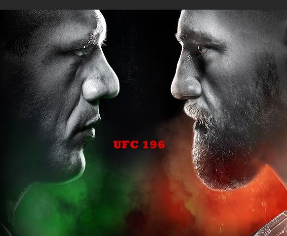 UFC 196 PPV is getting closer. If you are expecting to watch this ufc 196 fight card, then you have come to the right page since we are going to share the information about the fight card and how to order the PPV online.  Thousands people have preserved their seat to attend the upcoming event at the MGM Grand Garden Arena this March 5th, 2016. But that is not all. Million pairs of eyes will also