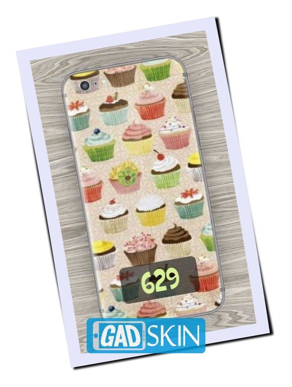 http://ift.tt/2cVsoBO - Gambar Cupcakes 629 ini dapat digunakan untuk garskin semua tipe hape yang ada di daftar pola gadskin.