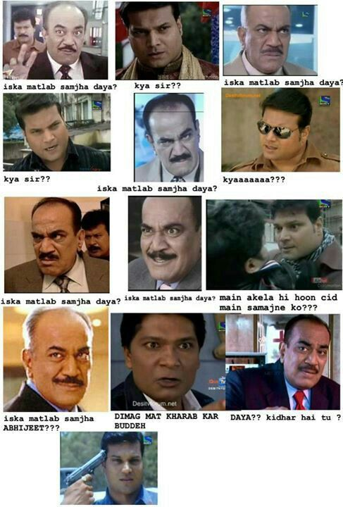 CID jokes.. lol