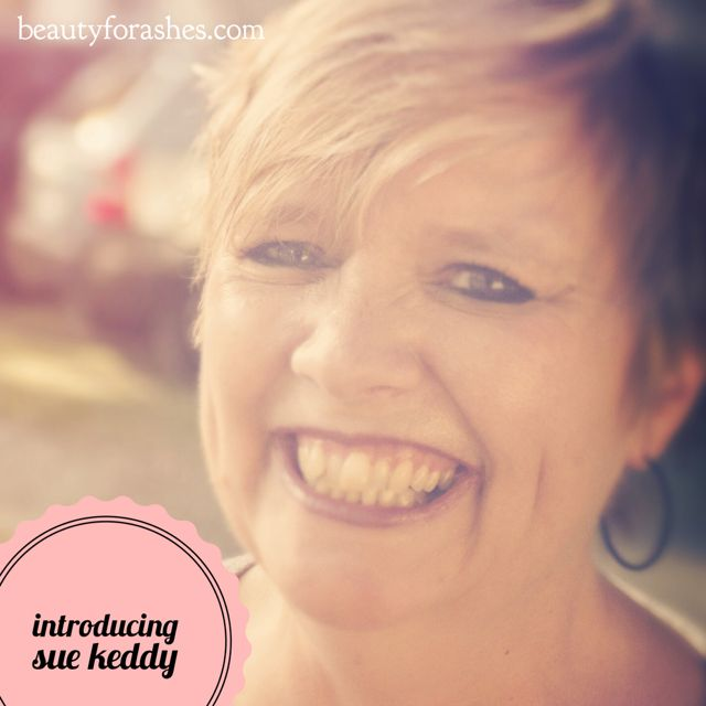 Sue Keddy is a real tonic and an intrepid adventurer for Jesus. God has taken her to many places to be His Ambassador.
