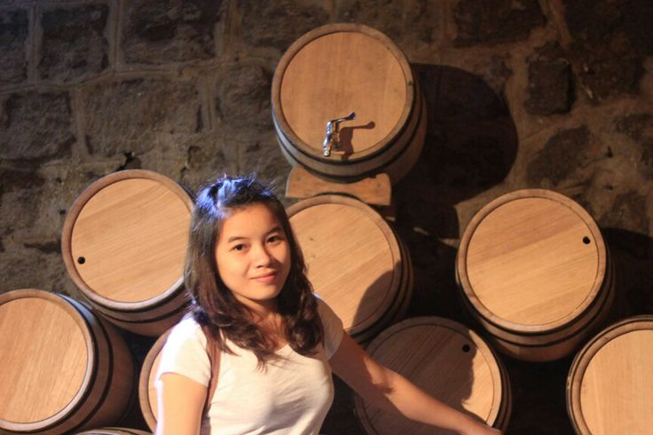 Debay Wine Cellar - Ba Na Hills