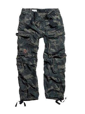 Surplus Raw Vintage Airborne Vintage Cargo Pants - Black Camo (IMPORT) 38. 42,99e