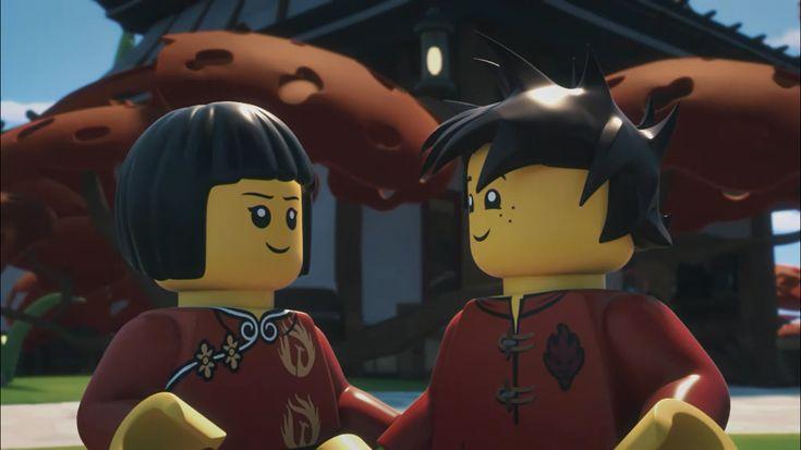 Lego Ninjago Hands of Time Kai and Nya