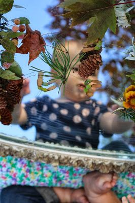 School Time Snippets: Baby Play: Exploring Nature