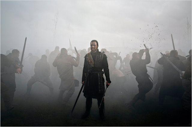 Macbeth : Photo Michael Fassbender