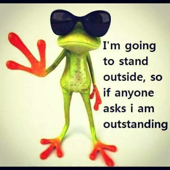 Cute Frog Quotes: Funny Stuff