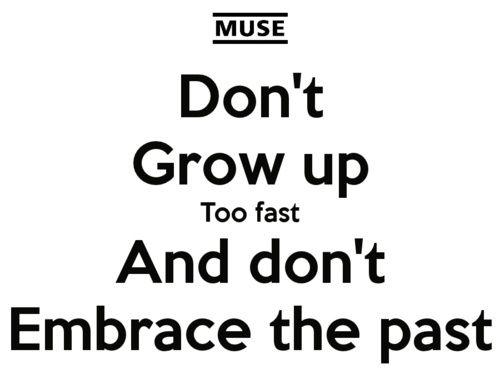 MUSE lyrics.
