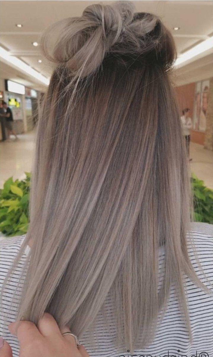 Die Aschblond trifft den Geschmack aller blonden Junkies – Haar