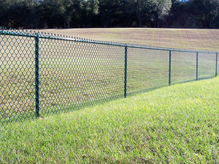 13 best chain link fences secure and transparent images for Chain link fence planner
