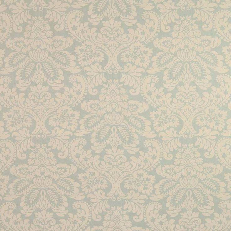 I die. Warwick Fabrics : GRACE (colour: cloud)