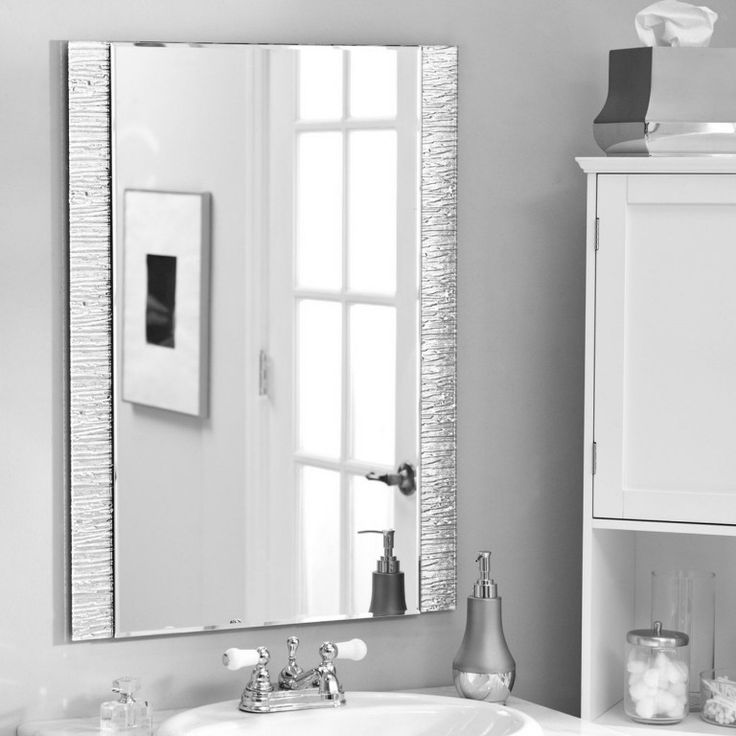 50 Charming & Fabulous Bathroom Mirror Designs 2017 ...
