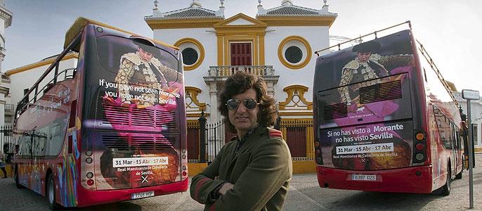 Si no has visto a Morante, no has visto Sevilla. http://www.toroticket.com/101-entradas-toros-morante-de-la-puebla