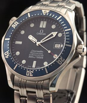 New Omega Seamaster Diver 300m for James Bond Watches Channel