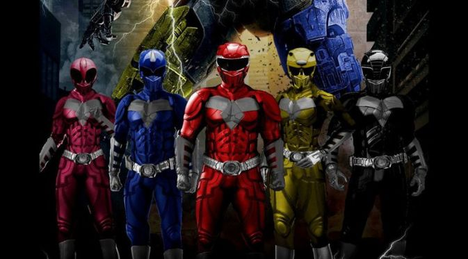 gambar power rangers 2016 - http://www.dagelanmeme.com/gambar-power-rangers/