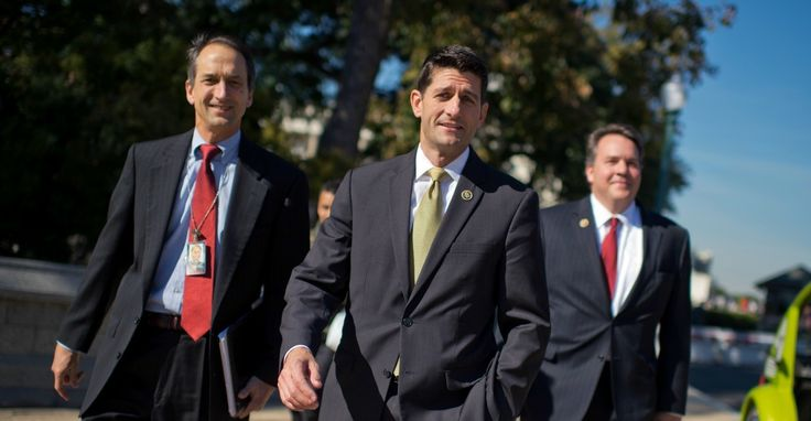 Two Members of House Freedom Caucus Explain Why Majority of Group Supports Paul Ryan for Speaker