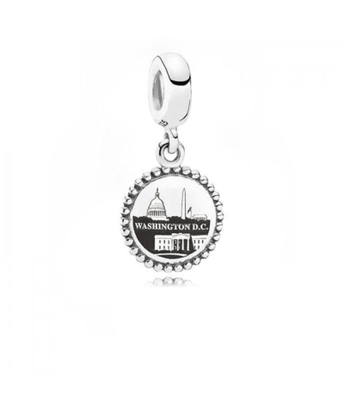 a8478aa15 Washington DC - pandora travel charm | UK sale | pandora charms sale ...