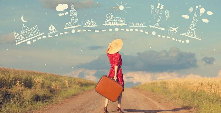 Incearca noile destinatii #turistice, dar nu uita sa iei cu tine accesoriile #promotionale esentiale pentru #voiaj .