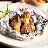 Spansk lam i folie med husets chilisauce - Opskrifter    http://www.dansukker.dk/dk/opskrifter/spansk-lam-i-folie-med-husets-chilisauce.aspx  #dansukker #opskrift #lam #chili #grill #sommer