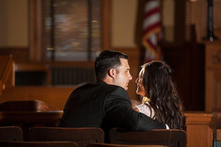 Orange County Superior Court, Santa Ana | Wedding Photos by Bluesilverphoto.com
