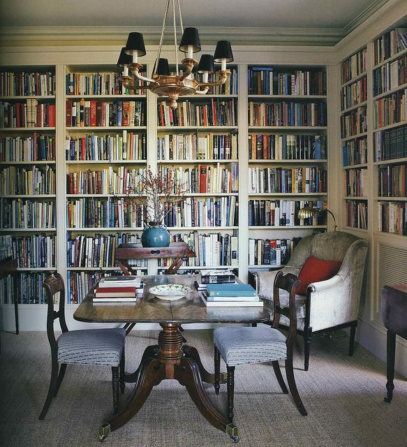 44 Best Images About LIBRARY / OFFICE On Pinterest