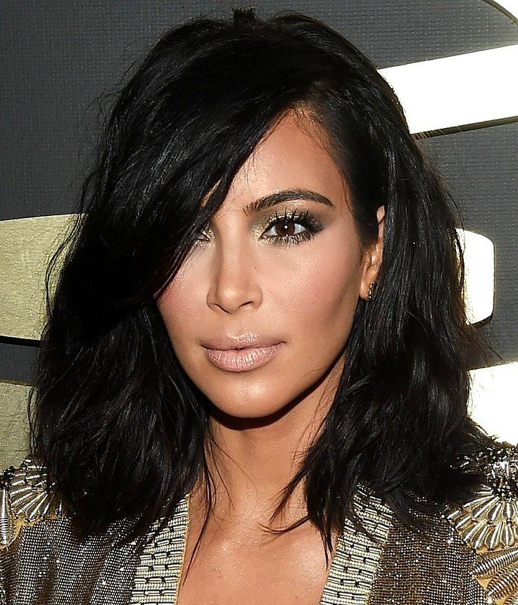 besten 25 kim kardashian haare ideen auf pinterest kim