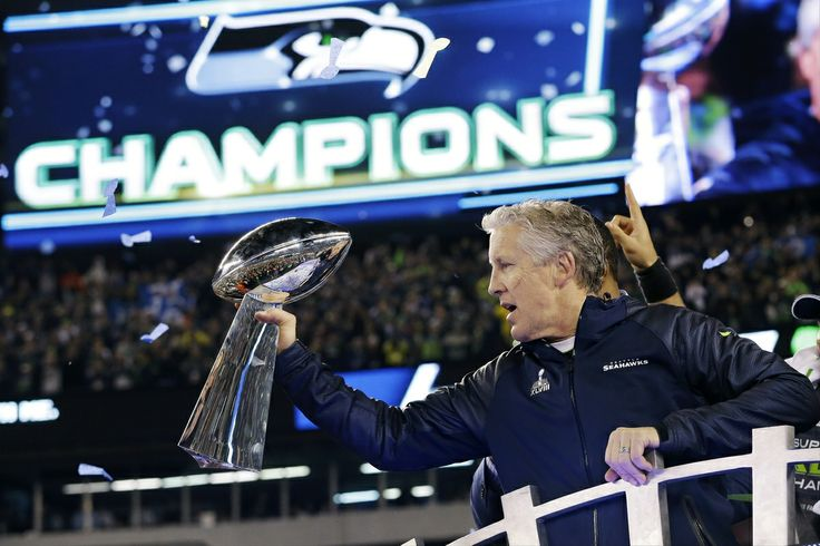 Seahawks Win Super Bowl XLVIII With 43-8 Rout Of Broncos (VIDEOS/PHOTOS)