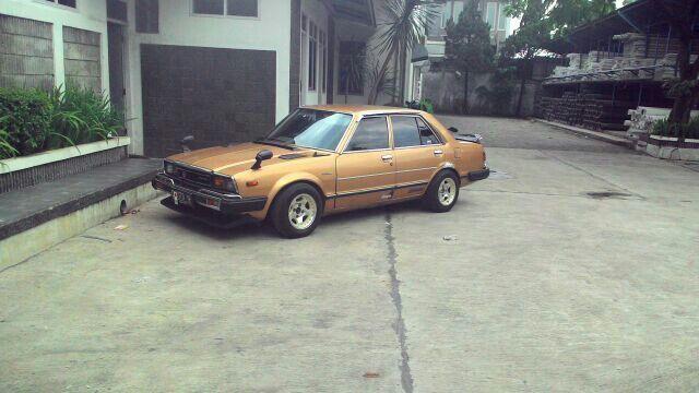 Honda accord 1981 modified