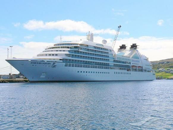 SEABOURN SOJOURN, type:Passenger (Cruise) Ship, built:2010, GT:32346, http://www.vesselfinder.com/vessels/SEABOURN-SOJOURN-IMO-9417098-MMSI-311027100