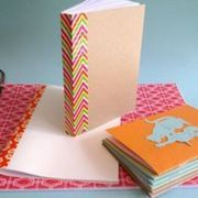 Ways to Bind a Homemade Book | eHow  Letter novel