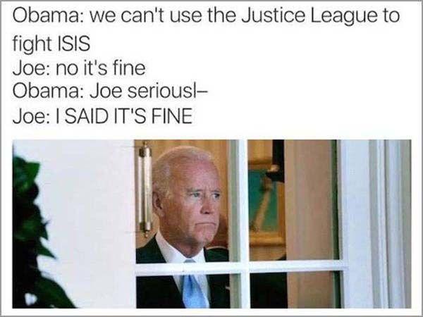 I'm Going to Miss The Joe Biden Memes (21 Photos)