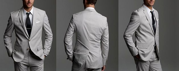 Design your very own 3 piece suit ..$465.00