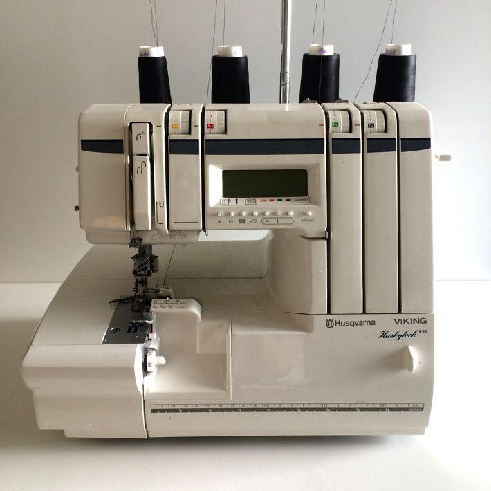 overlock sewing machine tutorial