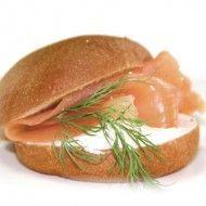 Broodje zalm | Lunch | Power Slim Nederland